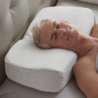 Snore Relief Pillows: Brookstone Anti-Snore Pillow