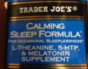 Trader Joe S Calming Sleep Formula
