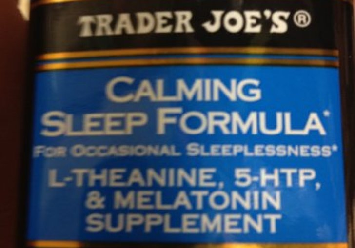Trader Joes Calming Sleep Formula