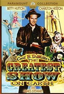 Amazon.com: The Greatest Show on Earth: Charlton Heston, Betty ...