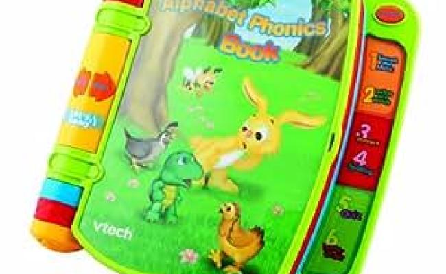 Amazon Vtech Letter Book Toys Games