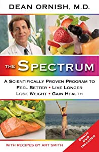 "Cover of ""The Spectrum: A Scientifically ..."
