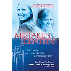 The New York Times Lista dos Livros Mais Vendidos Bestseller Books Best Seller MISTAKEN IDENTITY Don Susie Van Ryn Whitney Cerak Livro