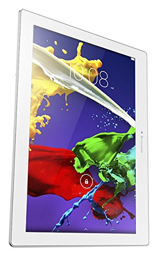 "Lenovo Tab 2 A10-70 - Tablet de 10.1"" (Wi-Fi, 2 GB RAM, 6 GB, Android), color blanco"