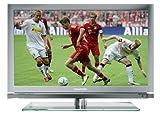 Grundig 26 VLE 8100 SG 66 cm (26 Zoll) LED-Backlight-Fernseher, Energieeffizienzklasse B (HD-Ready, DVB-T/C/S2) silber