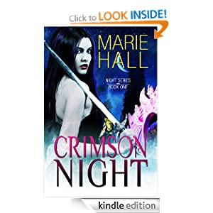 Crimson Night (Night Series, Book 1)