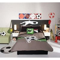 Anyone know where I can get boys soccer bedding