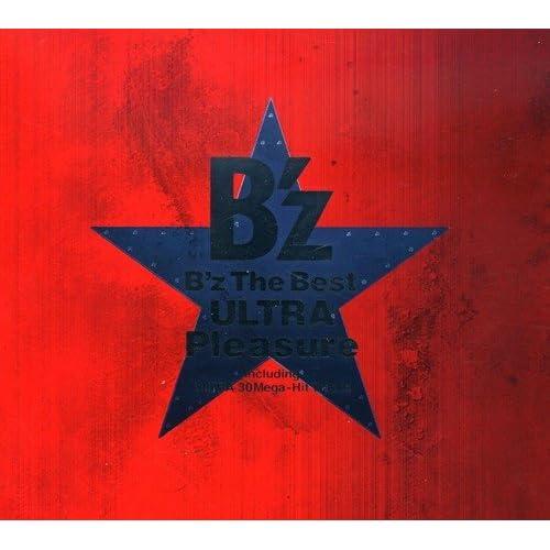 """B'z The Best """"Ultra Pleasure""""(2CD+DVD)"""