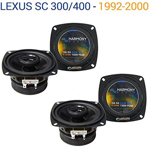 Lexus Ls400 Sc300 Sc400 Es300 Gs300 Remote Key Replacement Kit How