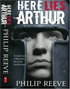 "Cover of ""Here Lies Arthur"""