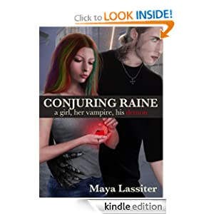 Conjuring Raine