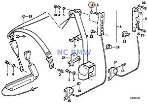 Amazon.com: 4 x BMW Genuine Air Conditioning Alternator