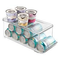 InterDesign Can Holder Cabinet Drawer Soda Beer ...