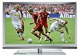 Grundig 32 VLE 8130 SL 81 cm (32 Zoll) LED-Backlight-Fernseher, Energieeffizienzklasse B (Full-HD, DVB-T/C/S2) silber