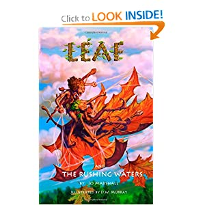 Leaf & the Rushing Waters: Twig Stories
