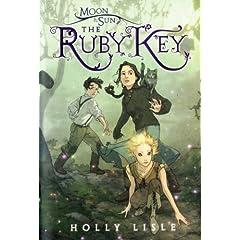 The Ruby Key (Moon & Sun)