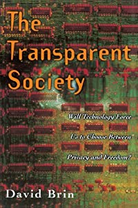 """Cover of """"The Transparent Society: Will T..."""