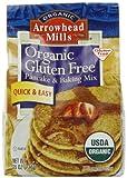 Arrowhead Mills Organic Gluten Free Pancake & Baking Mix, 26 Ounce