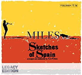 "Cover of ""Sketches of Spain (50th Anniver..."