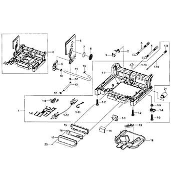 Amazon.com: SAMSUNG Assembly CASE SENSOR DMT OEM Original
