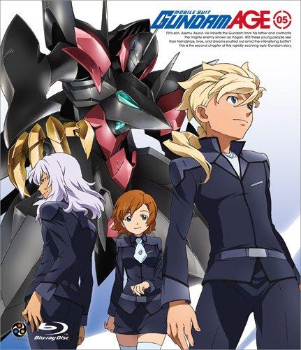 機動戦士ガンダムAGE 第5巻 [Blu-ray]