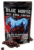 Farm-direct: 100% Kona Coffee, Dark Roast, Whole Beans, 1 Lb