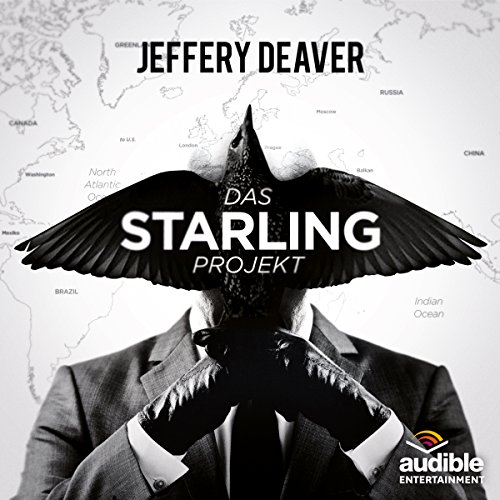 Das Starling-Projekt (Jeffrey Deaver) Audible 2015