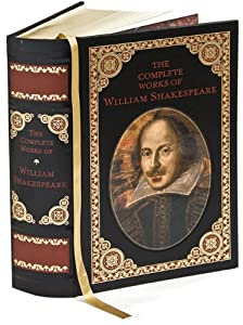 """Cover of """"Complete Works of William Shake..."""