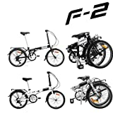 Hasa Folding Foldable Bike Sram 6 Speed