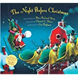 The Night Before Christmas, performed by Peter, Paul and Mary, written by Clement C. Moore, paintings by Eric Puybaret