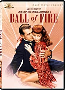 "Cover of ""Ball of Fire"""