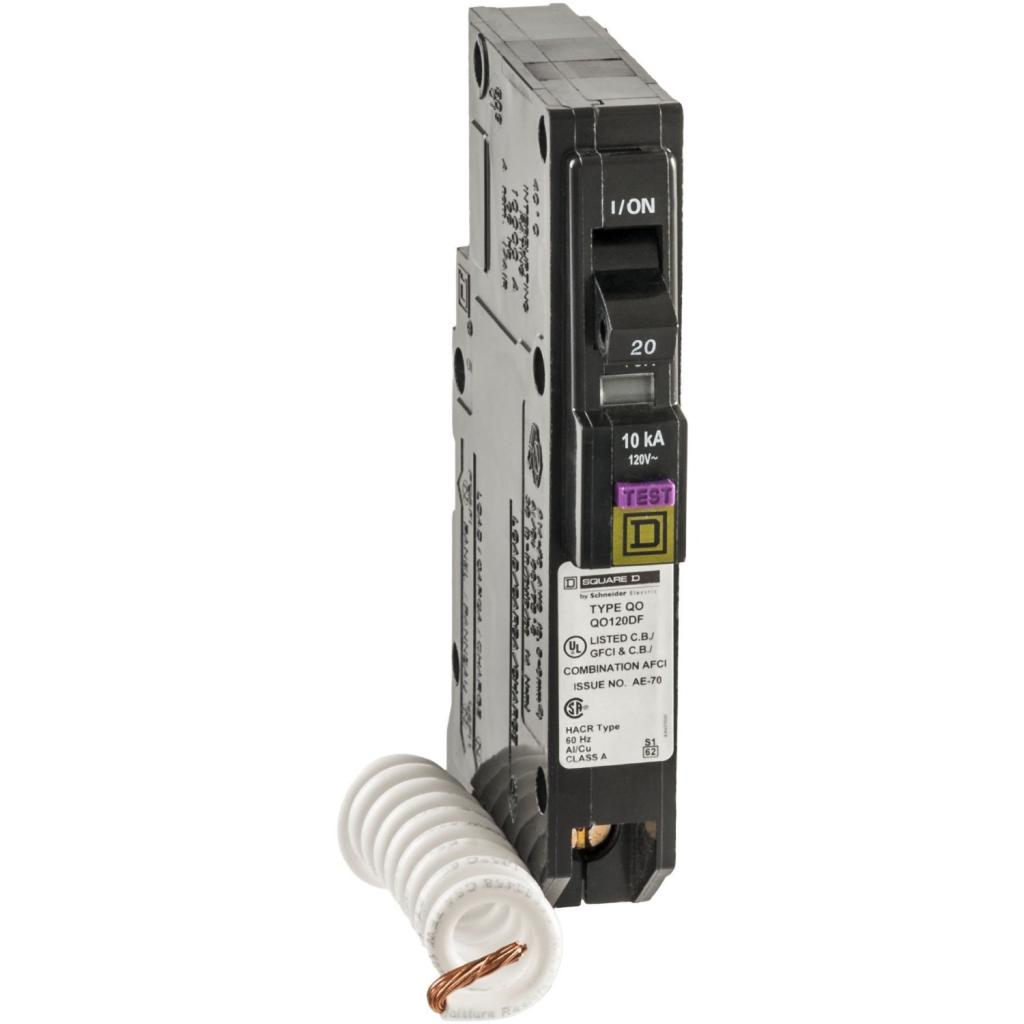 30 Amp Std Circuit Breaker Hom130cp By Schneider Electric Square D