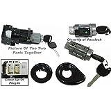 Amazon.com: APDTY 035813 Ignition Lock Cylinder w/New Keys