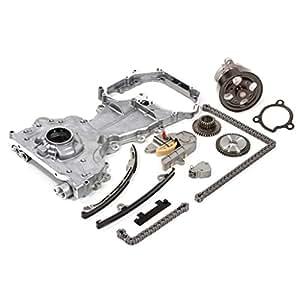 Amazon.com: 02-06 Nissan Sentra Altima 2.5 DOHC 16V QR25DE