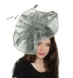 Hats By Cressida Highball Ascot Fascinator Hat Women