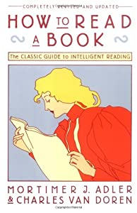 """Cover of """"How to Read a Book (A Touchston..."""