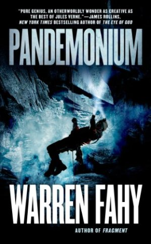 Pandemonium by Warren Fahy| wearewordnerds.com