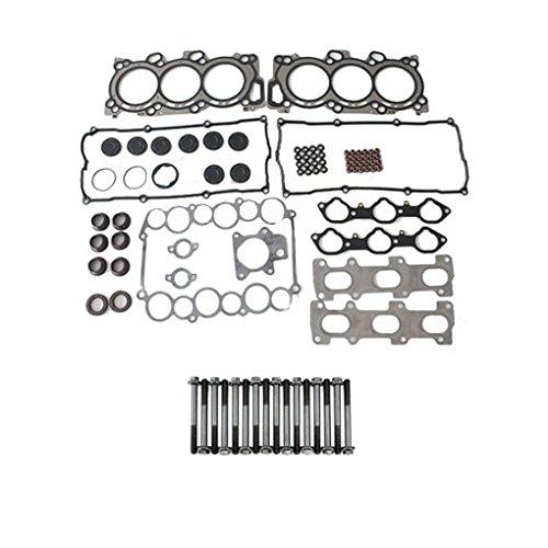 Honda / Acura / Isuzu V6 3.5L 3.2L Head Gasket Set & Head