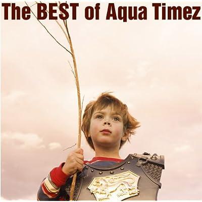 The BEST of Aqua Timez をAmazonでチェック!