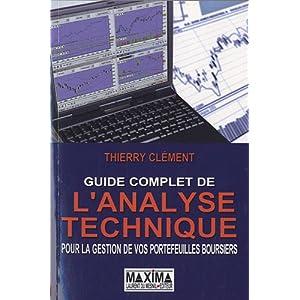 livre analyse technique