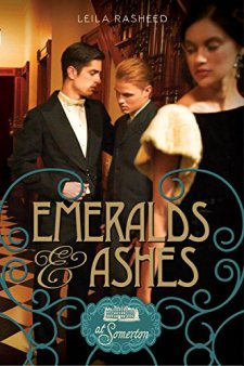 Emeralds & Ashes (At Somerton) by | wearewordnerds.com