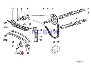 Amazon.com: BMW Genuine Motorcycle Timing Gear Chain