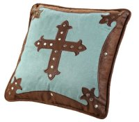 Get The Best Price For Suede Throw Pillows | Western Cross ...