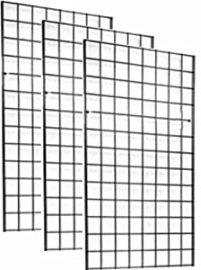 Amazon.com: 2' x 4' FOOT COMMERCIAL GRADE WIRE GRID WALL