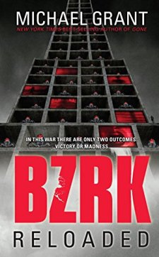 BZRK Reloaded by Michael Grant| wearewordnerds.com