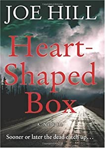 "Cover of ""Heart-Shaped Box: A Novel"""