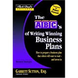 The ABC's of Writing Winning Business Plans