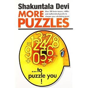 Shakuntala Devi , More Puzzles Book