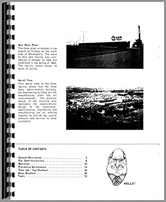 Allis Chalmers 720 Engine Service Manual: Amazon.com