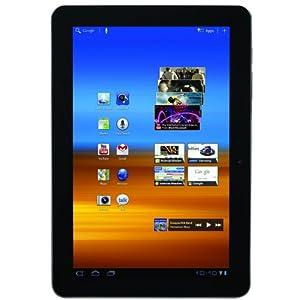 Samsung Galaxy Tab (10.1-Inch 16GB Wi-Fi), Samsung IT, GT-P7510MAYXAB, VS401236, Samsung Galaxy Tab